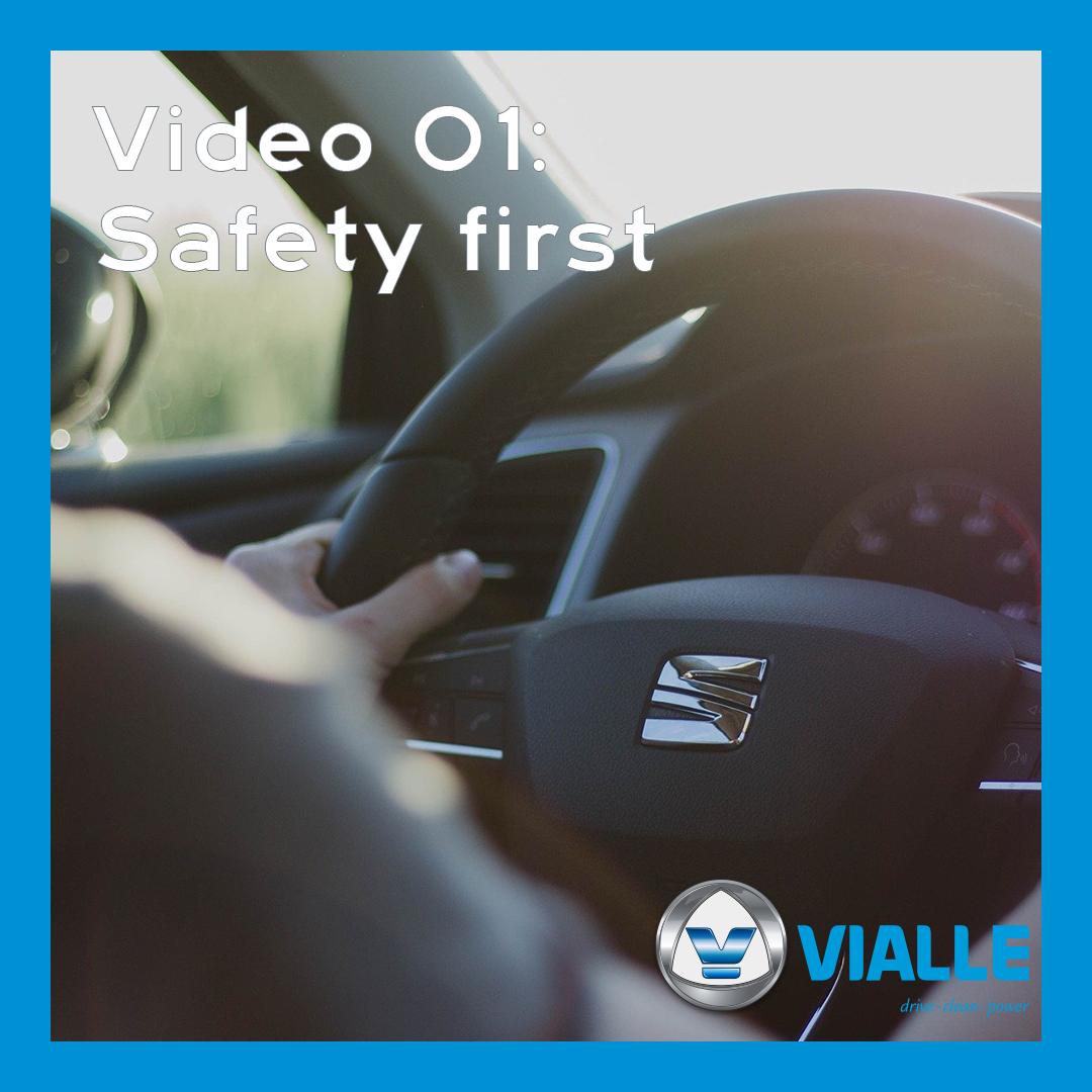 LiquidSi video 01: Safety first