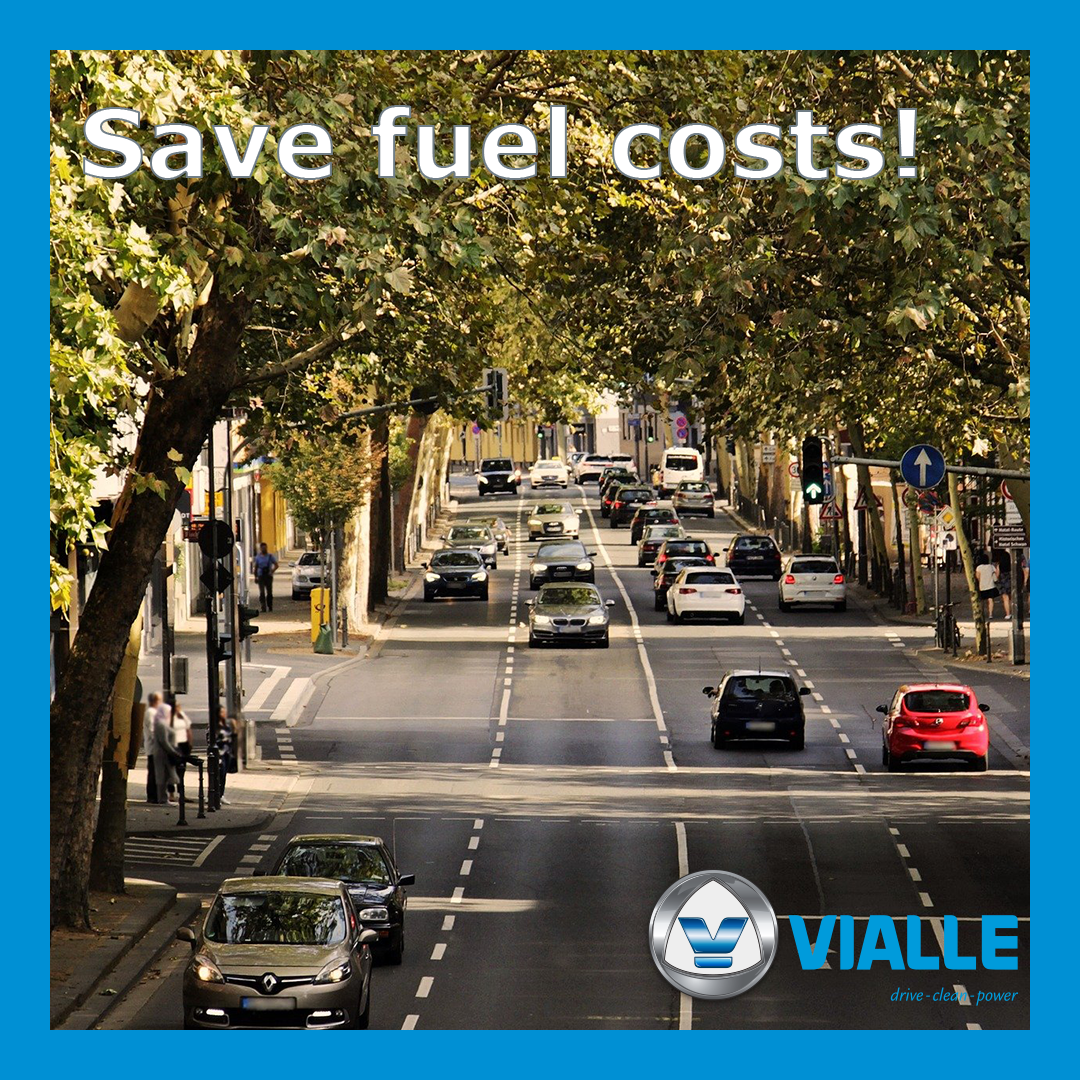 Save fuel costs!