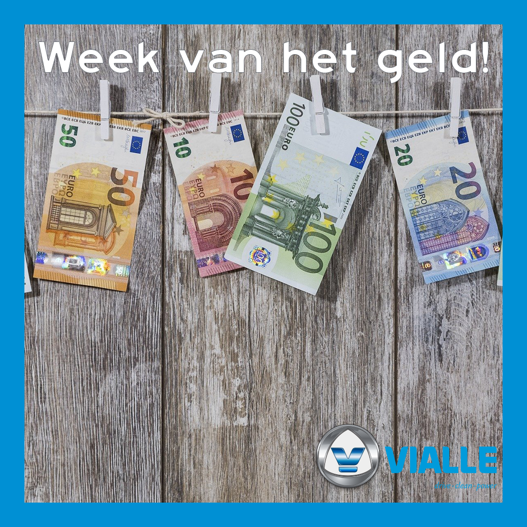 Week van het geld!