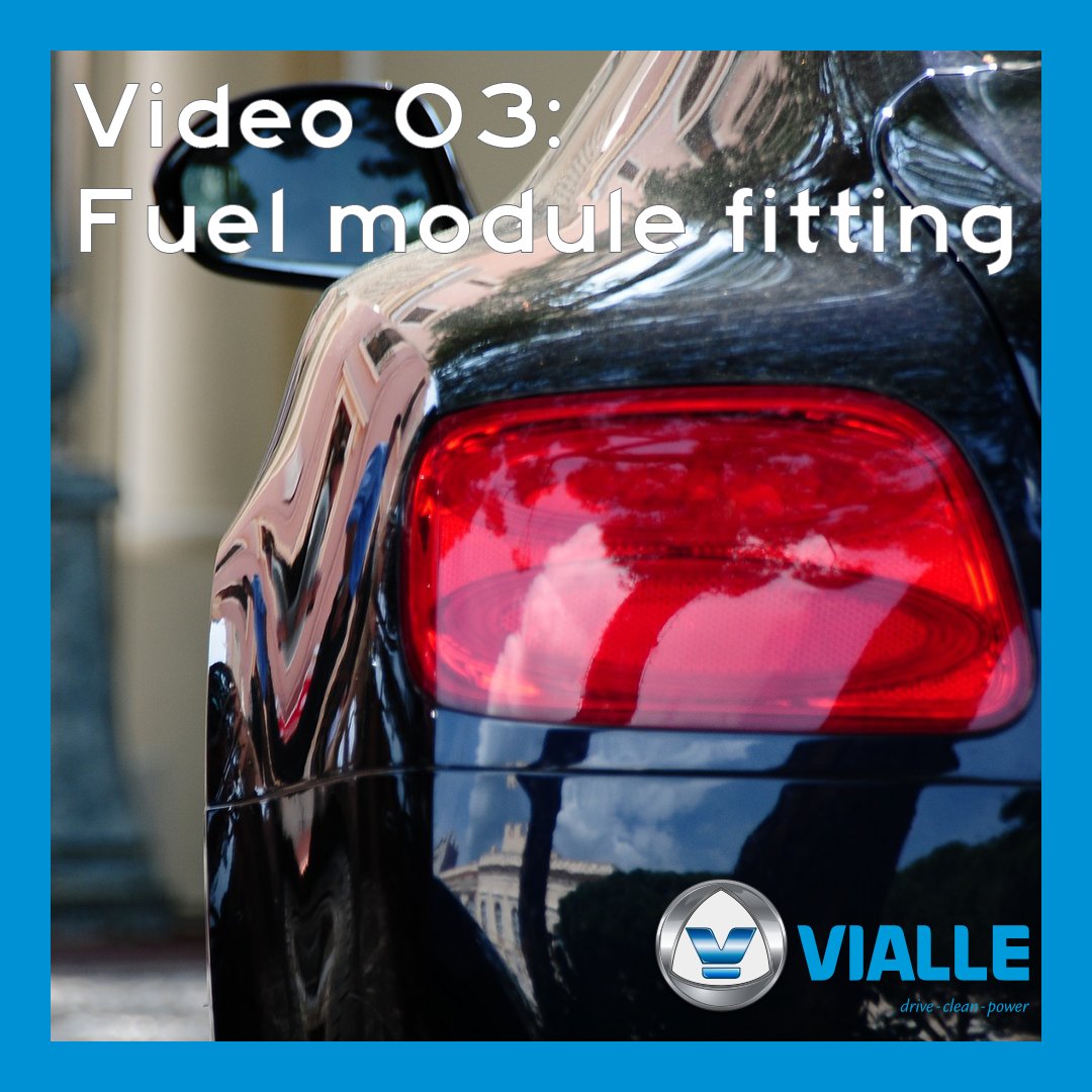 Video 03: Fuel module fitting