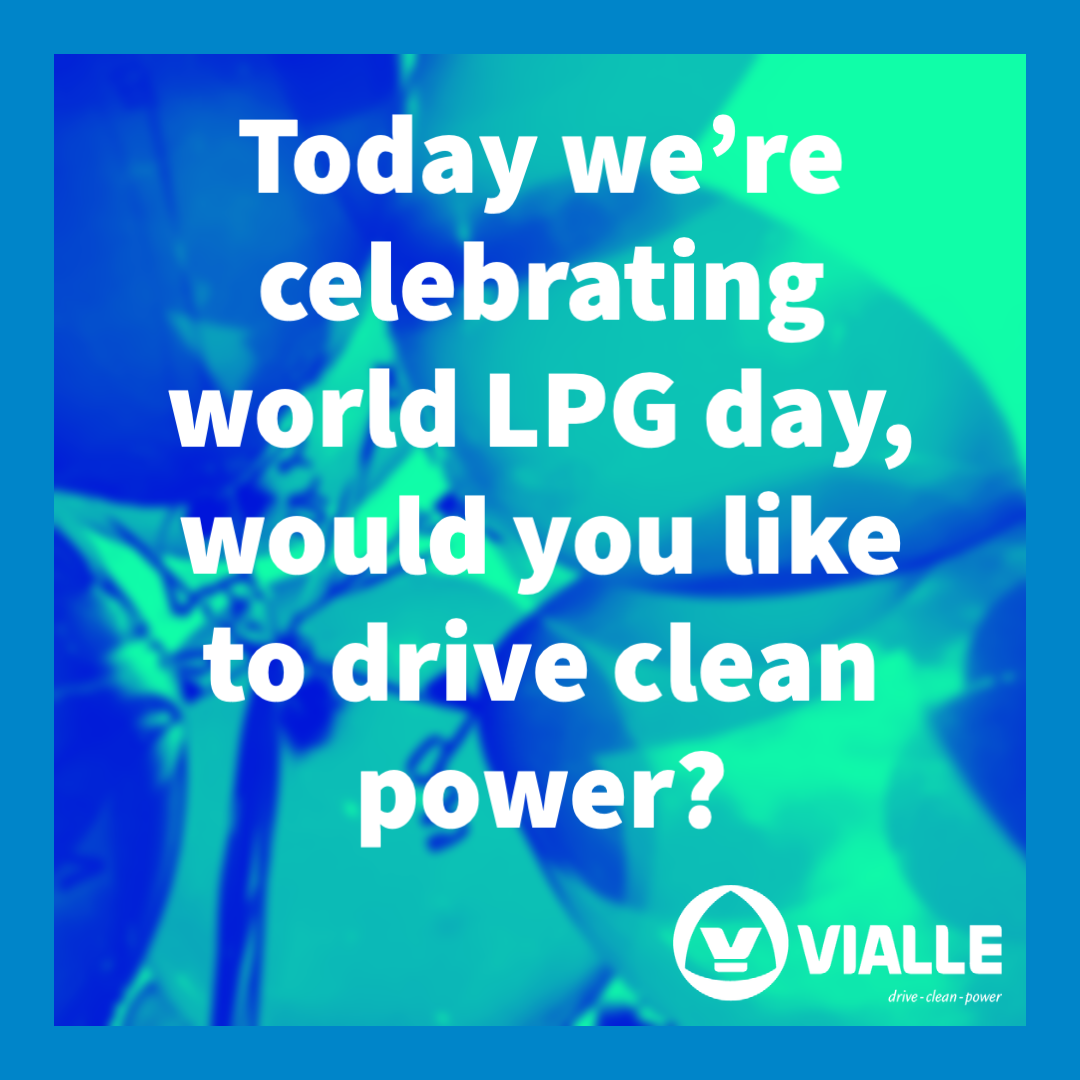 Het is vandaag wereld LPG dag!