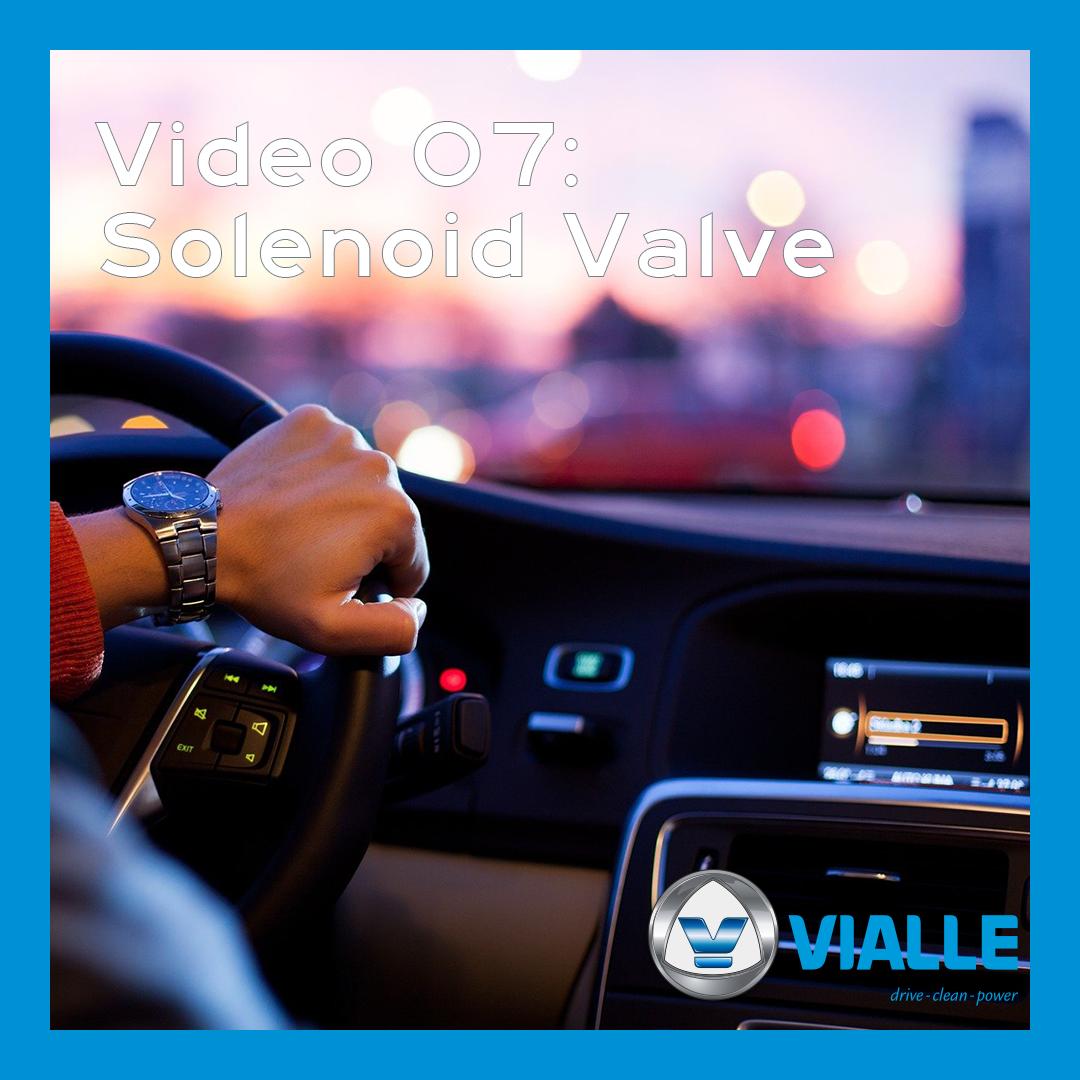 Video 07: Solenoid Valve