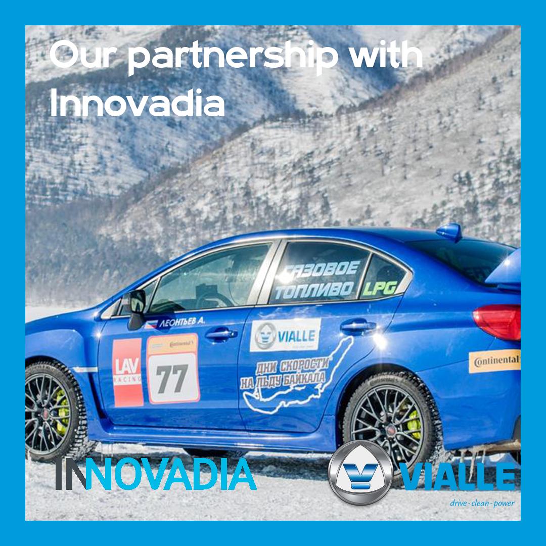 Innovadia, onze partner in Rusland, schreef een testimonial!